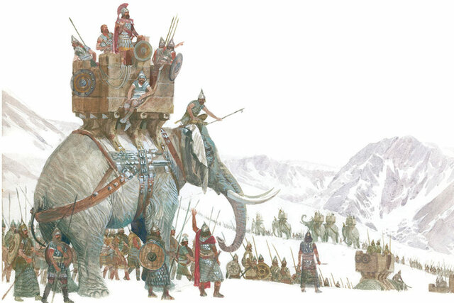 Hannibal's Invasion of Italy