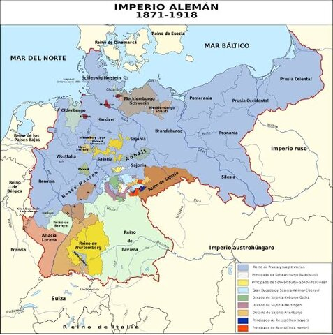 Imperio Alemán (II Reich)