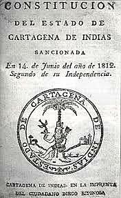 Constitución del Estado de Cartagena de Indias