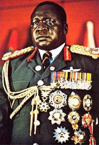 Idi Amin Overthrows Milton Obote