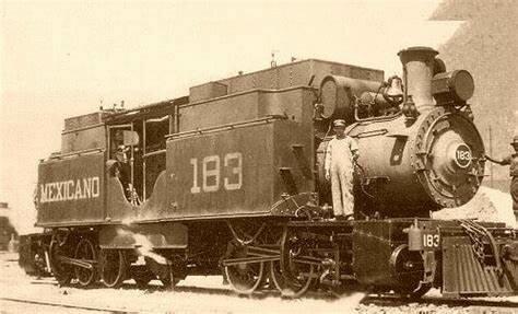Autorización del congreso para el ferrocarril
