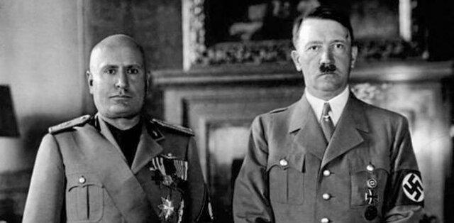 Nazis van al poder