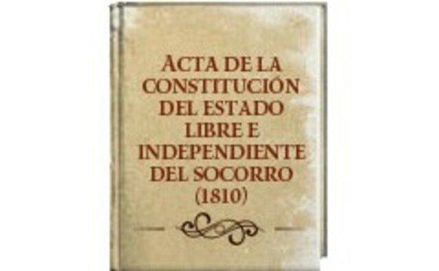 Constitucion del Socorro