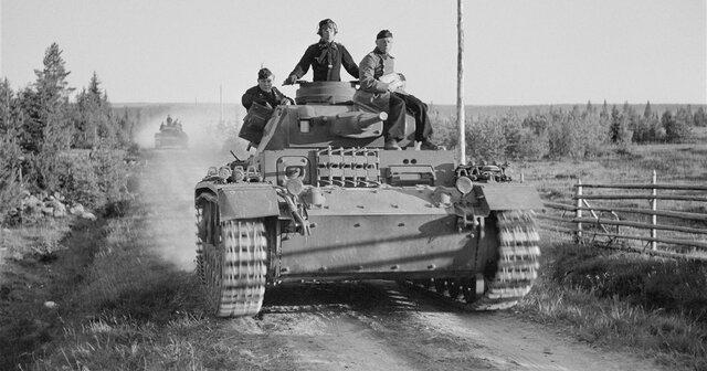 Alemania invade Polonia y declara la guerra