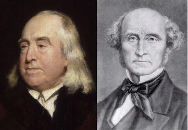 Jeremy Bentham and John Stuart Mill (late 18th- and 19th-century)