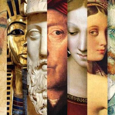 Resumen de TODA la Historia del Arte, según Ter. timeline