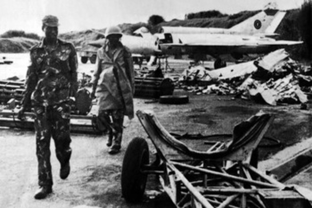 The Uganda - Tanzania War Starts