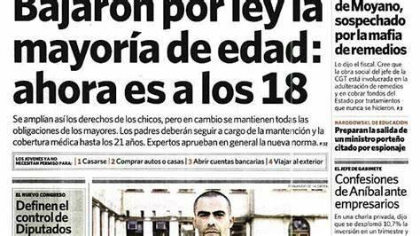 SE SANCIONA LA LEY Nº26.579
