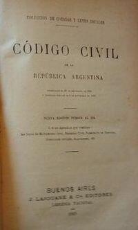 ENTRADA EN VIGENCIA DEL NUEVO CODIGO CIVIL Y COMERCIAL DE LA REPUBLICA ARGENTINA
