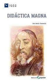 Comenio publica la Didáctica Magna