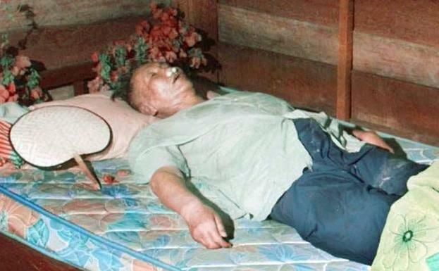 Muerte de Pol Pot (15/Abril/1998).