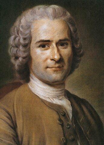 Rousseau destaca con sus principios sobre la bondad de la naturaleza humana