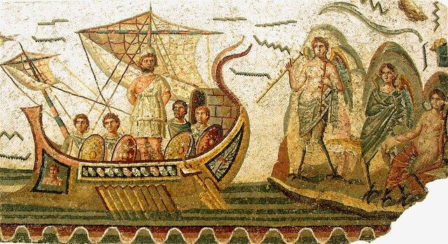 Homero La Odisea 700 a. C.