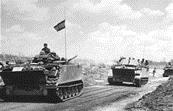 Invasión de tropas estadounidenses y survietnamitas (30/Abril/1970).