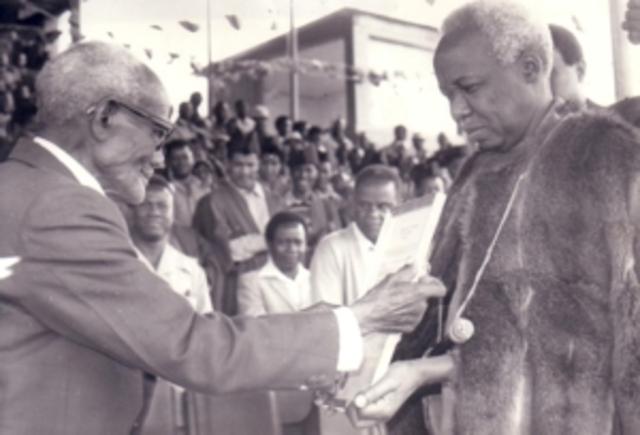 The Uganda - Tanzania War Ends