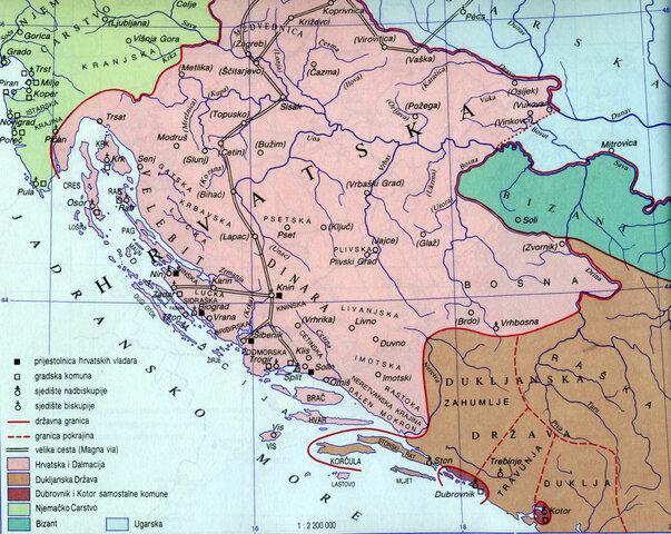 Vrhunac hrvatskog kraljevstva