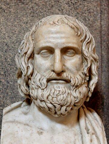Eurípides 485 a. C. - 406 a.C.