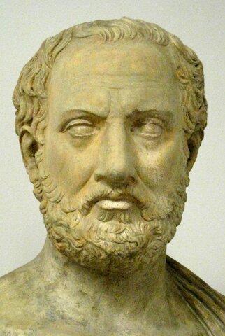 Tucídides 460 a.C. - 395 a.C.