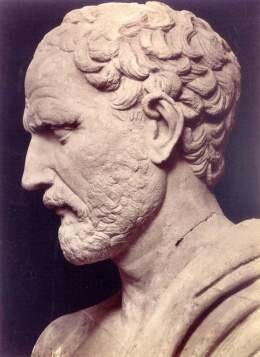 Demóstenes 384 a.C. - 322 a.C.