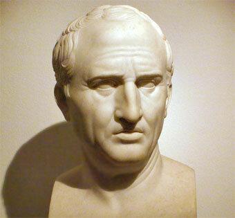 Cicerón 106 a.C. - 43 a.C.