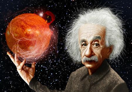 Einstein anuncia La Teoria de la Relativitat