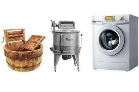 HECHOS CULTURALES Y CIENTIFICOS -La 1ª lavadora eléctrica-
