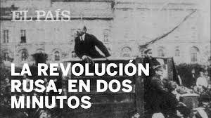 HECHOS ECONÓMICOS- Revolución Rusa-