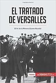 HECHOS POLÍTICOS- Tratado de Versalles-