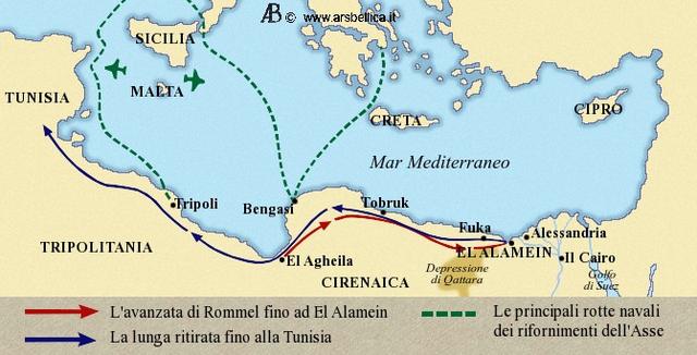 Le guerre parallele italiane - La Campagna d' Africa