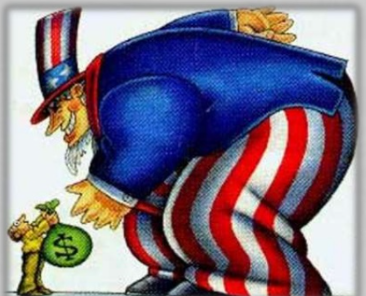 HECHOS ECONÓMICOS- Los EUA se convierten en acreedores de los países Europeos-