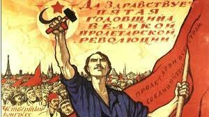 HECHOS ECONÓMICOS- Comunismo de Guerra a Rusia-