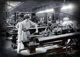 HECHOS CULTURALES Y CIENTIFICOS- Incorporación de la mujer al mundo laboral-