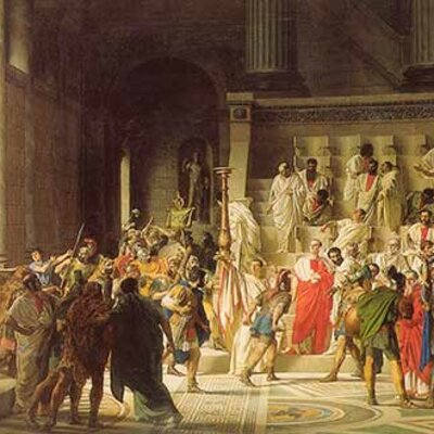 La República Romana timeline