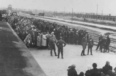Auschwitz-Birkenau registra el seu nombre més alt de persones diàries gastades i cremades en poc més de 9.000.