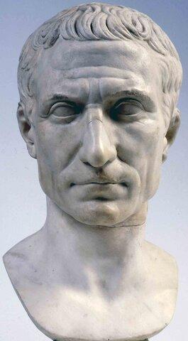 Geburt von Gaius Julius Caesar