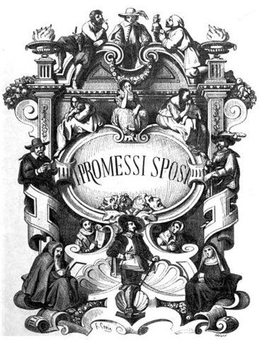 Promessi sposi, edizione del 1840