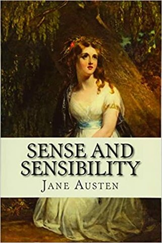 She published Sense and sensibility
