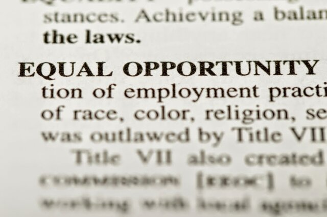 Civil Rights Act Bars Discrimination in Employment