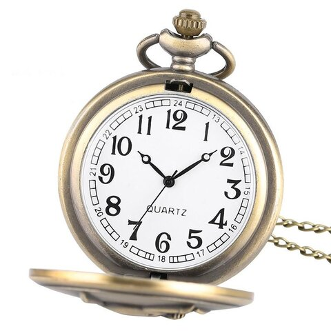 re construye el primer reloj de bolsillo