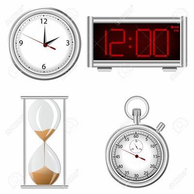 Tecnología para medir el tiempo timeline