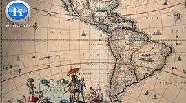 PERIODIZACIÓN DE LA HISTORIA DE AMÉRICA  SIGLO V AL XVIII timeline