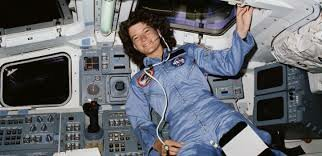 First Astronaut Woman