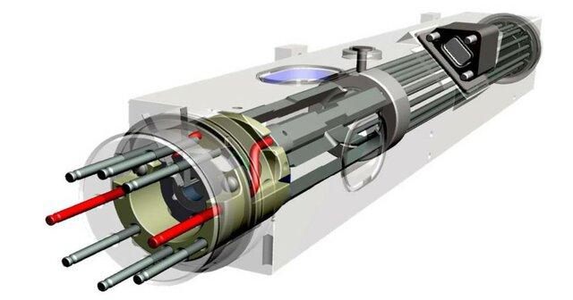 primer reloj atómico lanzado al espació