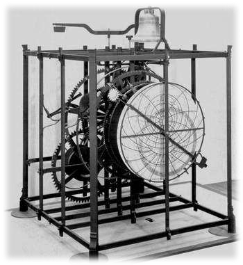 9. Reloj de Richard de Wallingford.