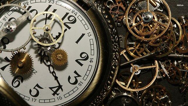 6. Grandes relojes.