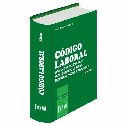 Código sustantivo del trabajo
