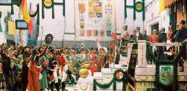CONSTITUCIONES DE 1812