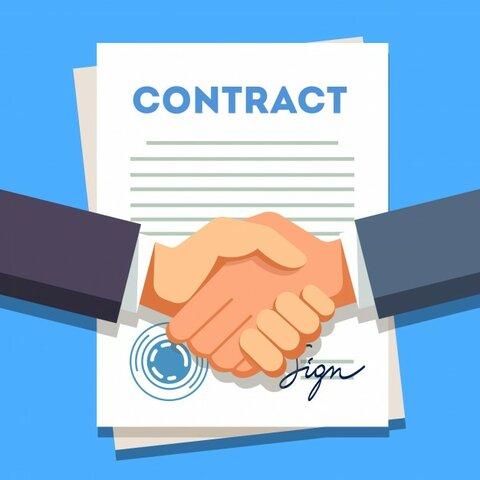 ley 50 de 1990: Contrato laboral