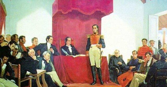 LEY FUNDAMENTAL DE ANGOSTURA DE 1819