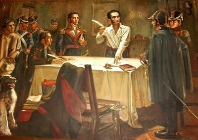 CONSTITUCIÓN DE CÚCUTA DE 1821